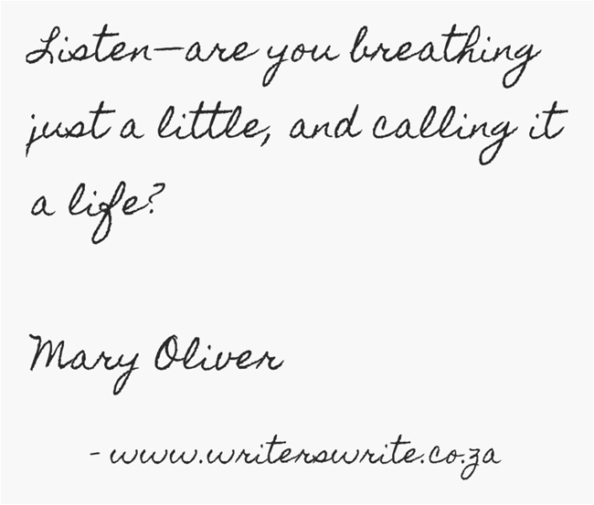 Mary Oliver Love Quotes: 10 Ways To Stamp Out Loneliness