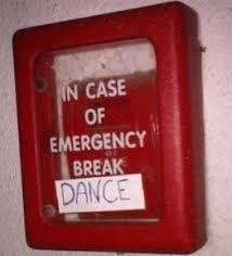 in case