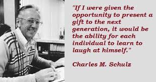 Charles Schultz
