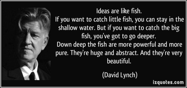 david lynch fish