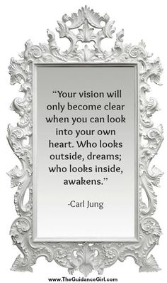 awareness jung quote