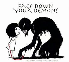 face down your demons