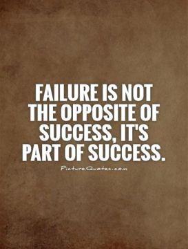 Image result for fail early fail often fail forward